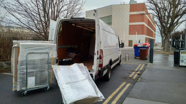 Polar Express - Man With Van Cork - Removals Cork